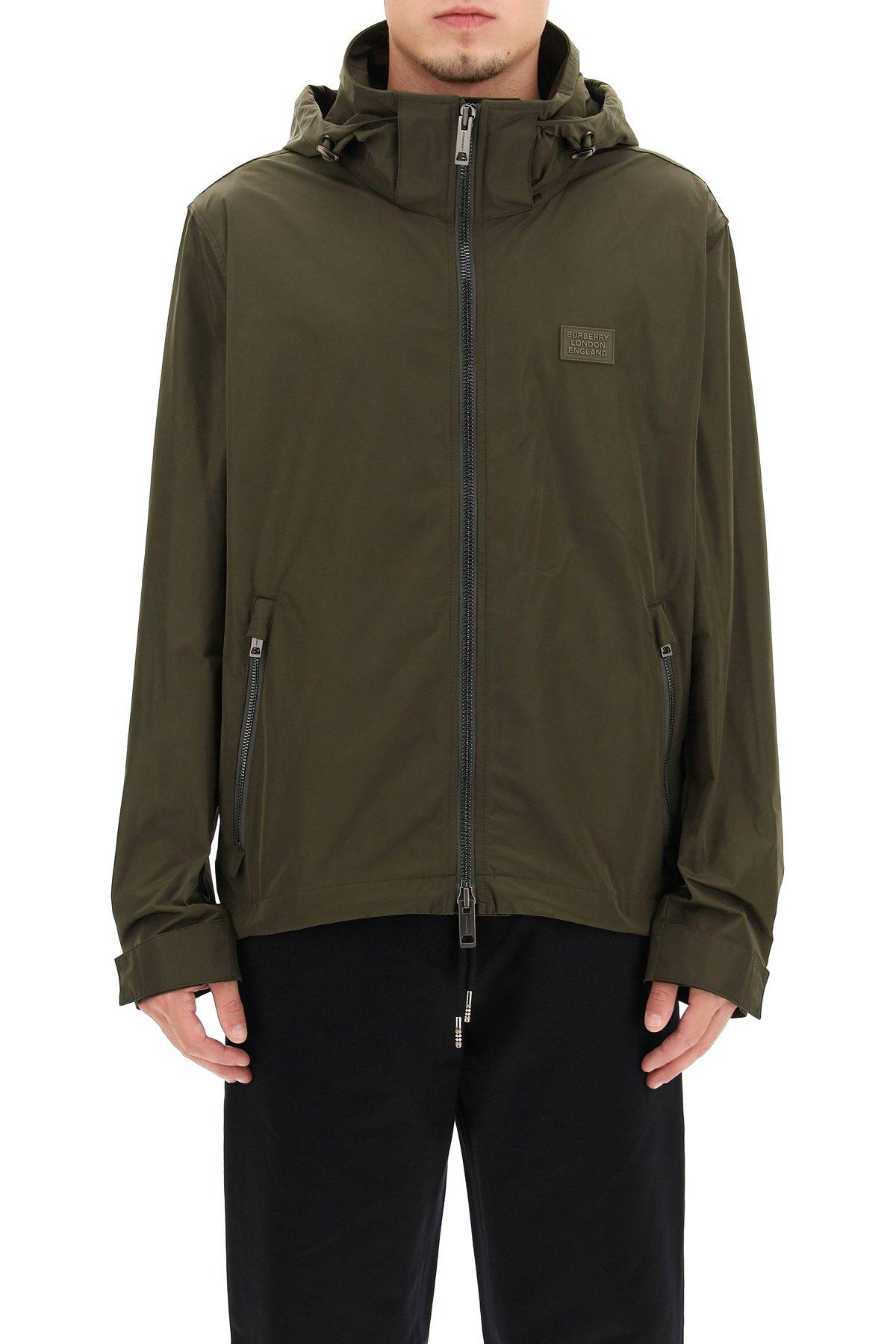 Burberry giacca antipioggia hargrave