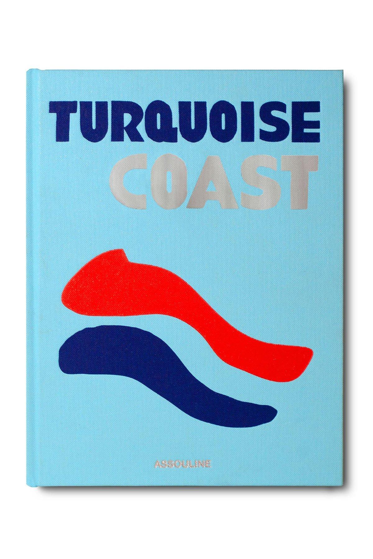 Assouline turquaise coast