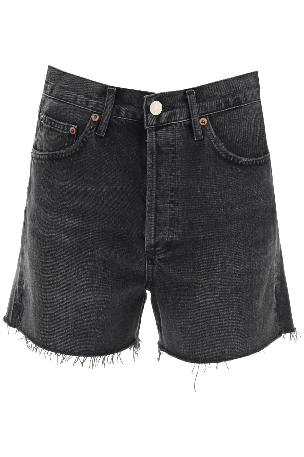 Agolde jeans corti dee