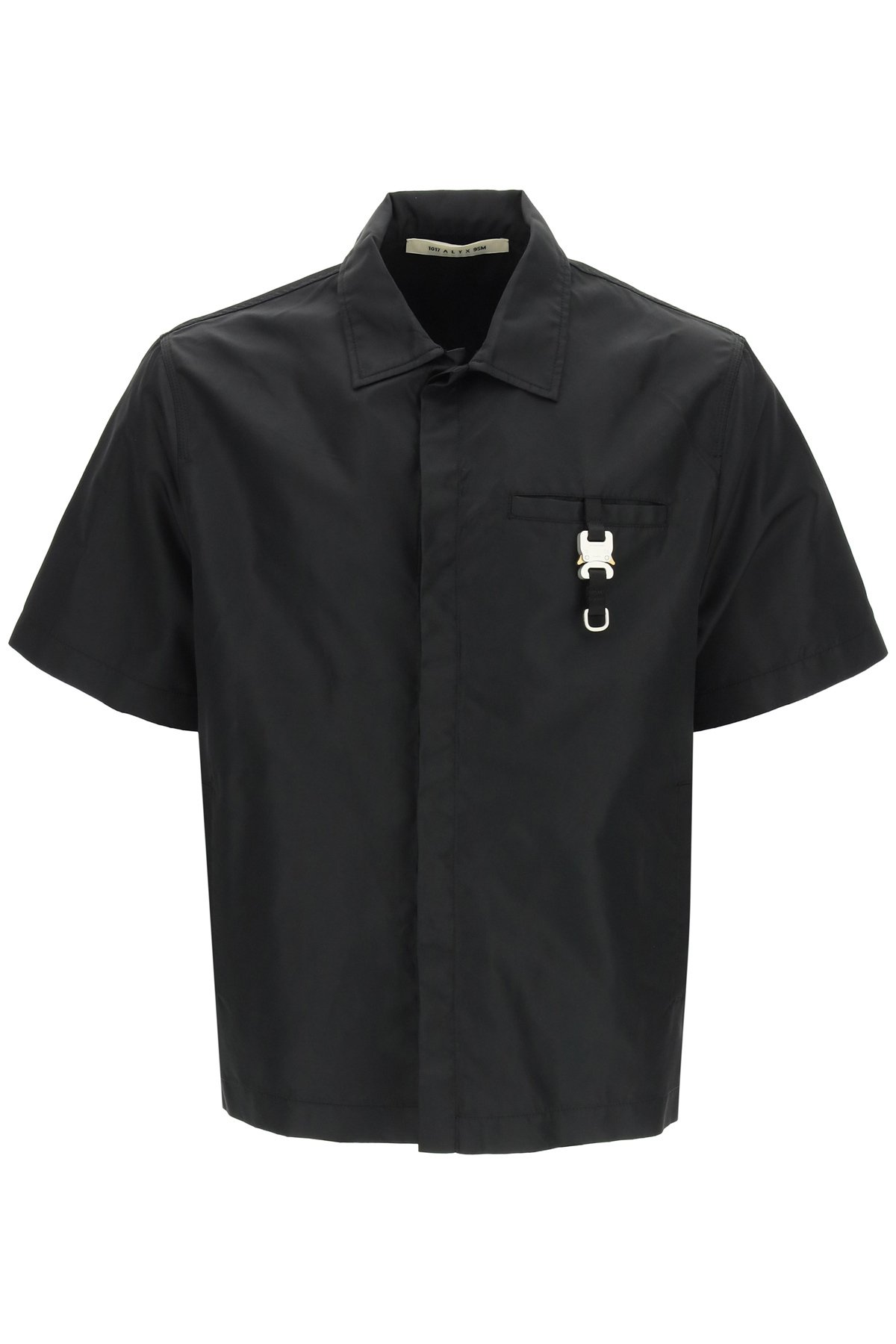 1017 alyx 9sm t-shirt in tessuto tecnico
