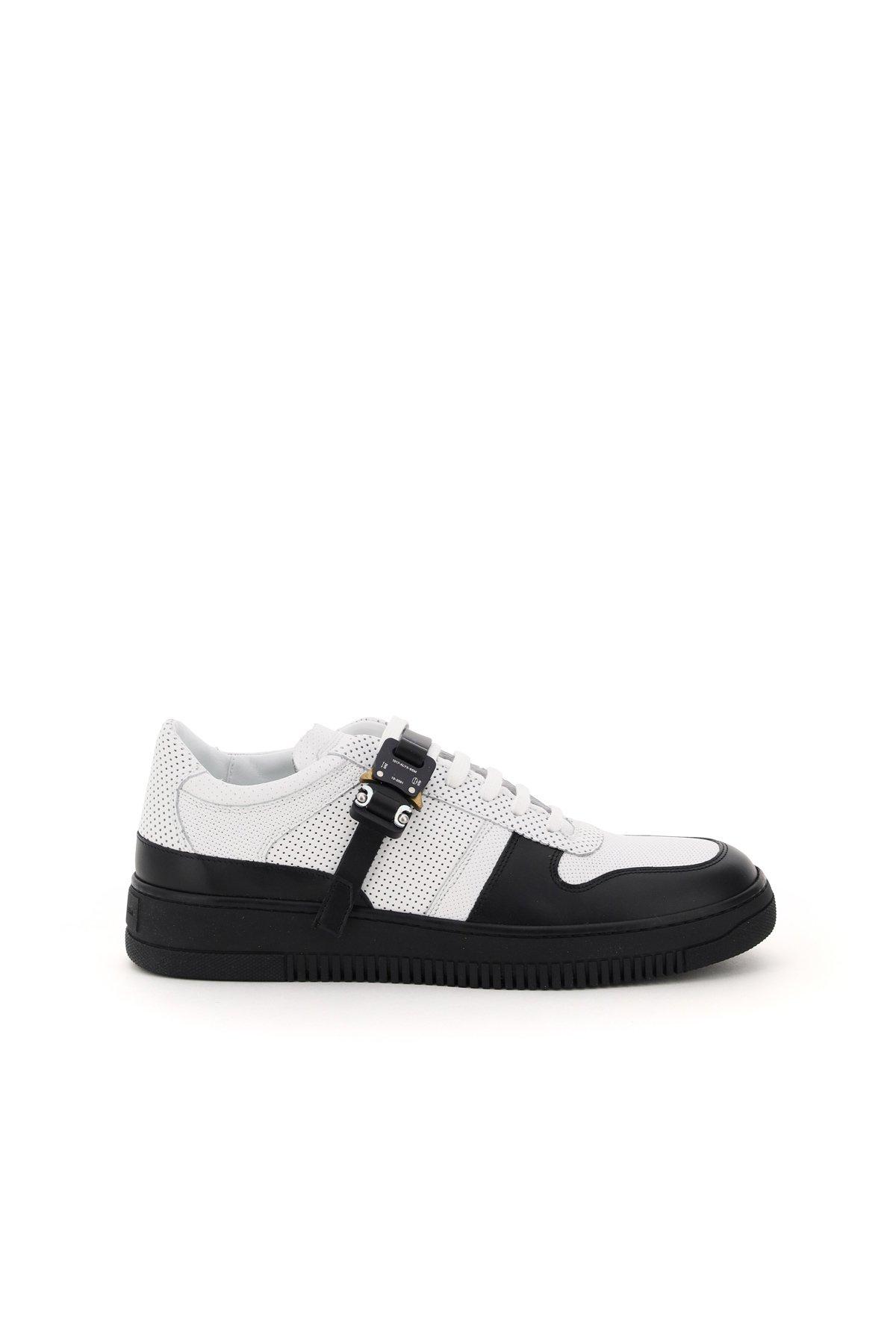 1017 alyx 9sm sneaker in pelle buckle low trainer