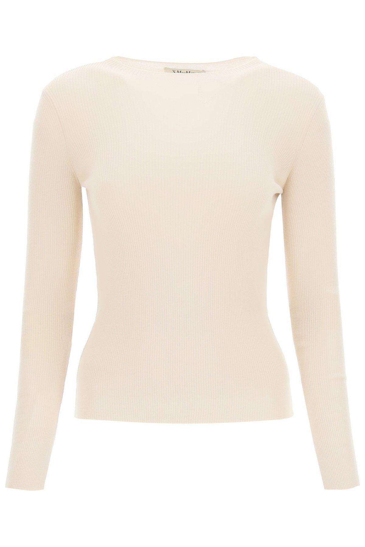 's max mara maglia in lana vergine