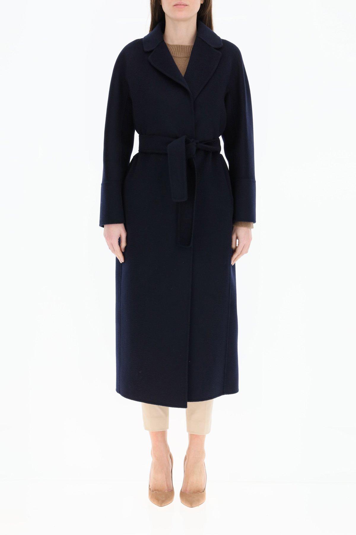 's max mara cappotto aronalu in lana e cachemire