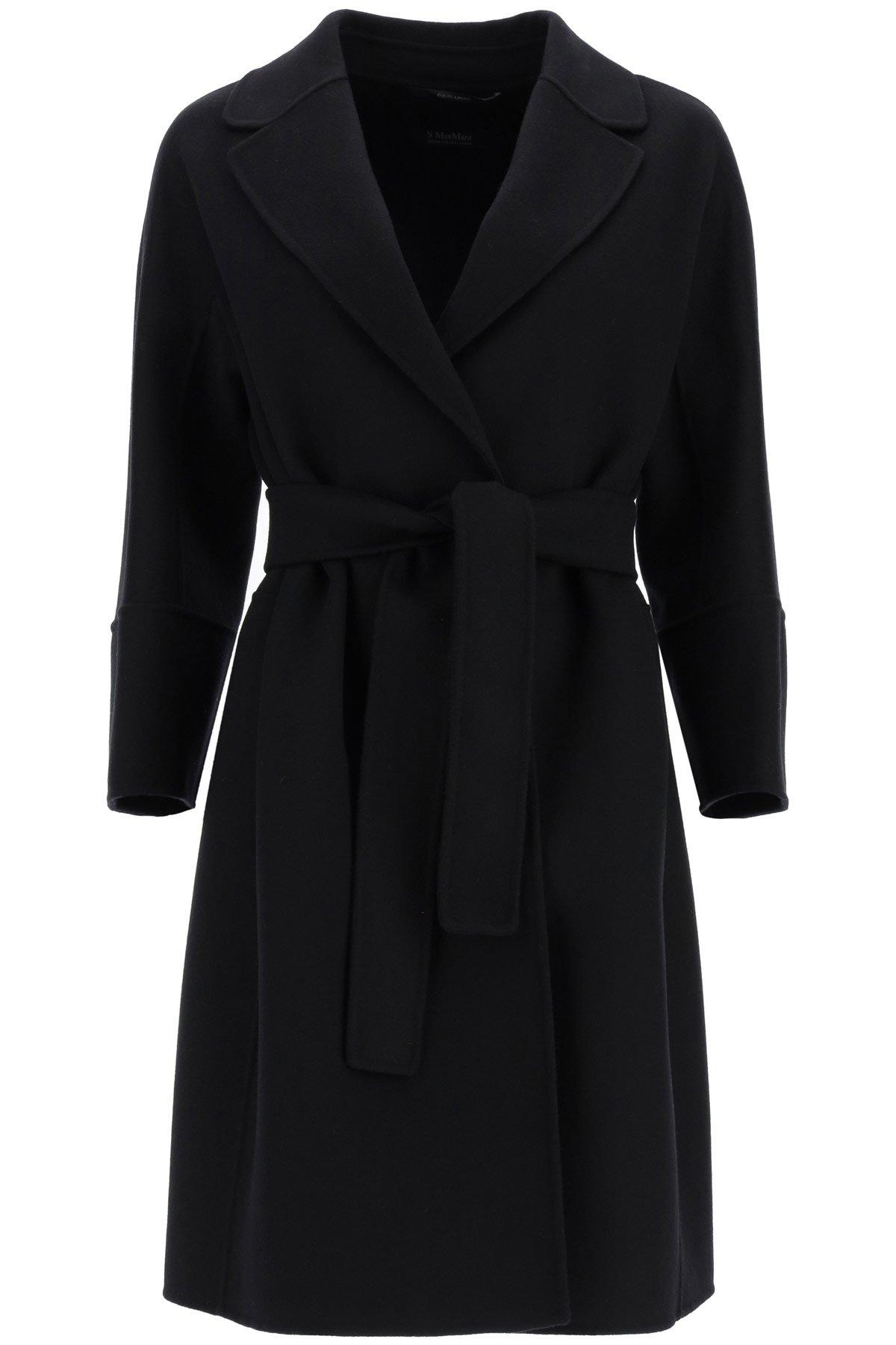 's max mara cappotto arona lana