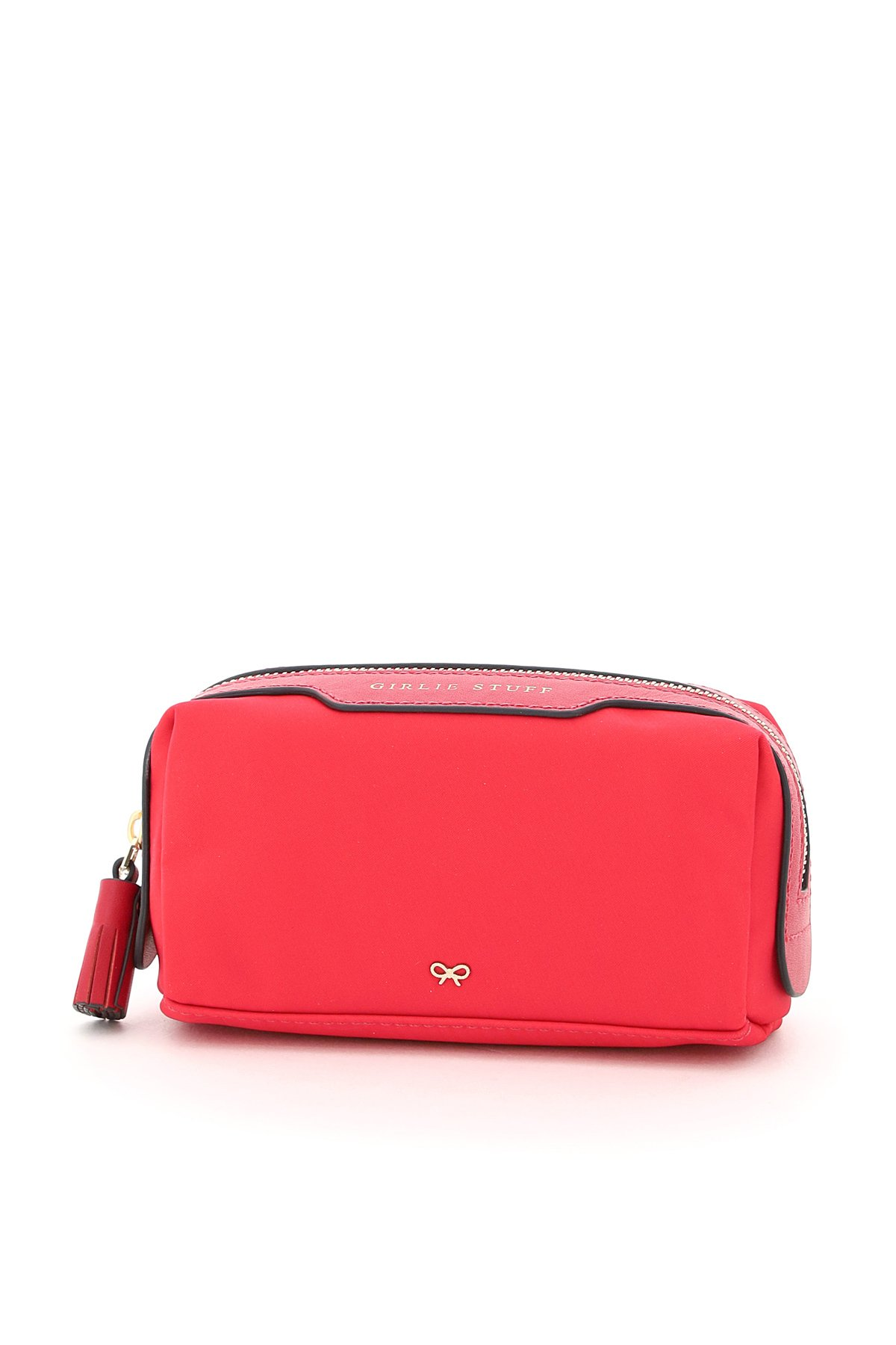 Anya hindmarch pouch in nylon girlie stuff