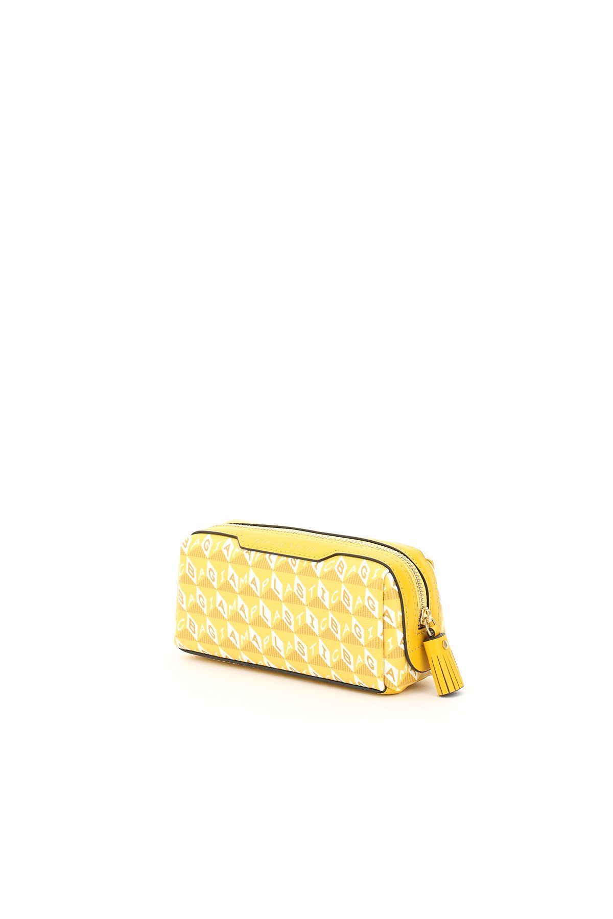 Anya hindmarch i am a plastic bag zany girlie stuff pouch