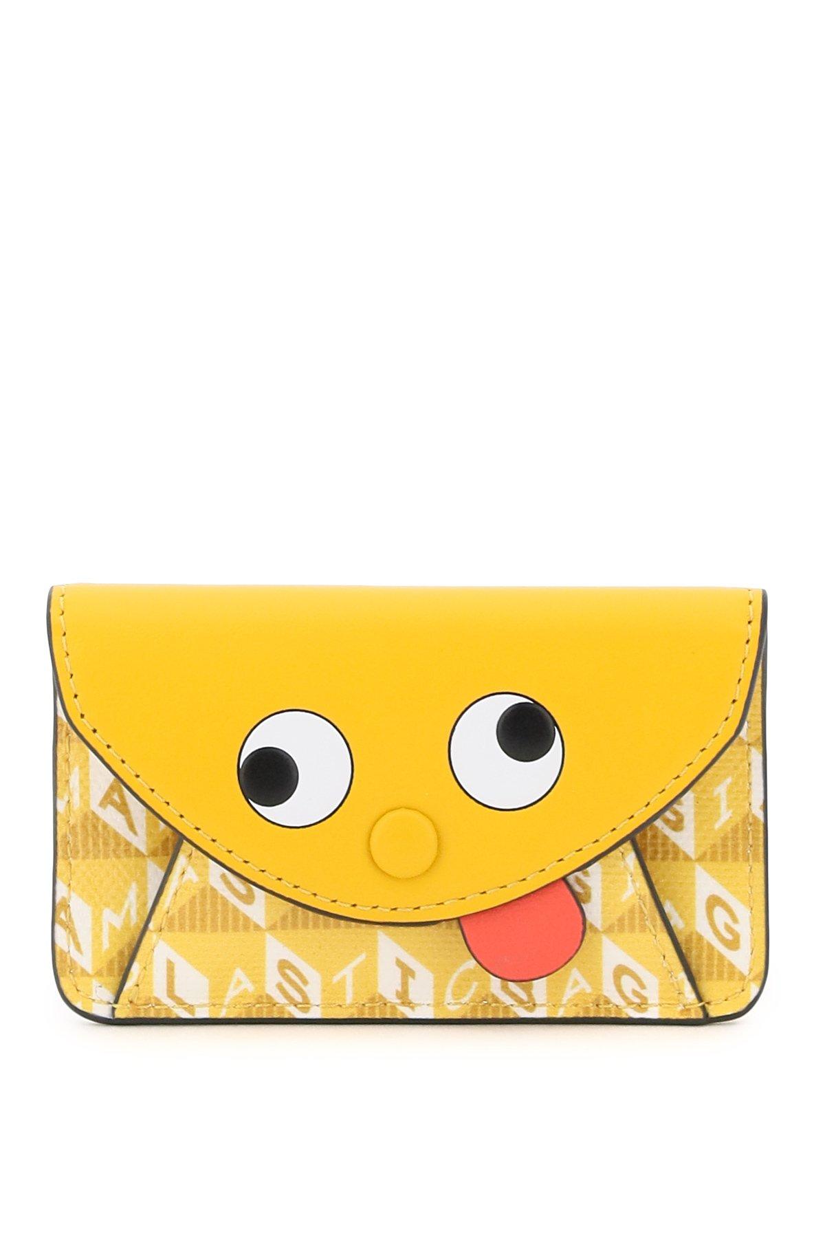 Anya hindmarch zany purse sticker