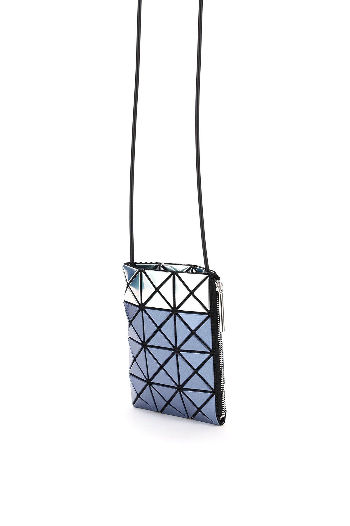 Bao bao issey miyake mini bag crossbody platinum mermaid bicolore