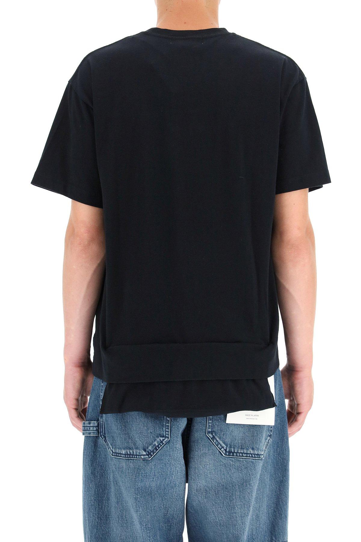 Ambush t-shirt con pocket e logo