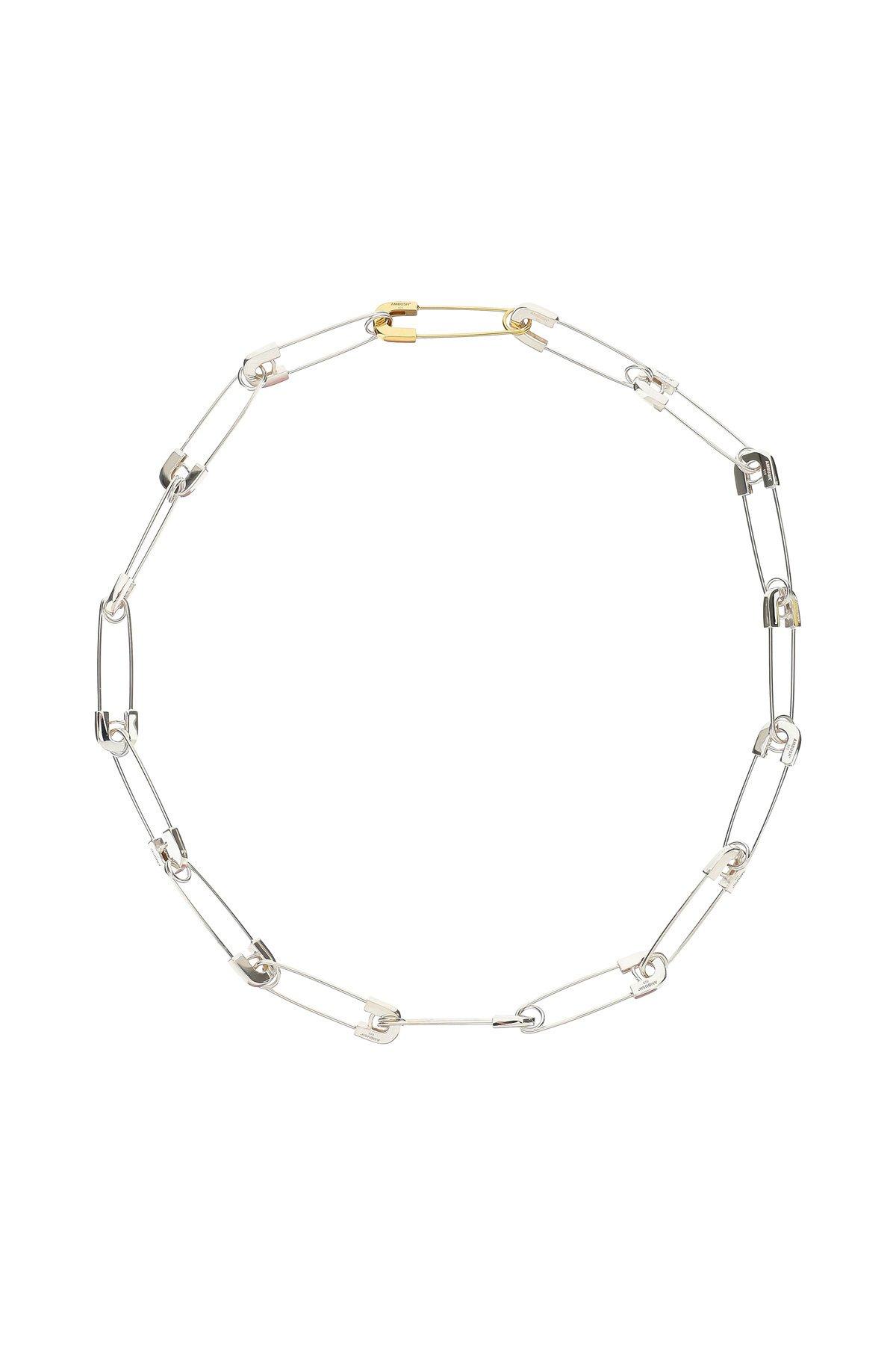 Ambush bracciale safety pin link