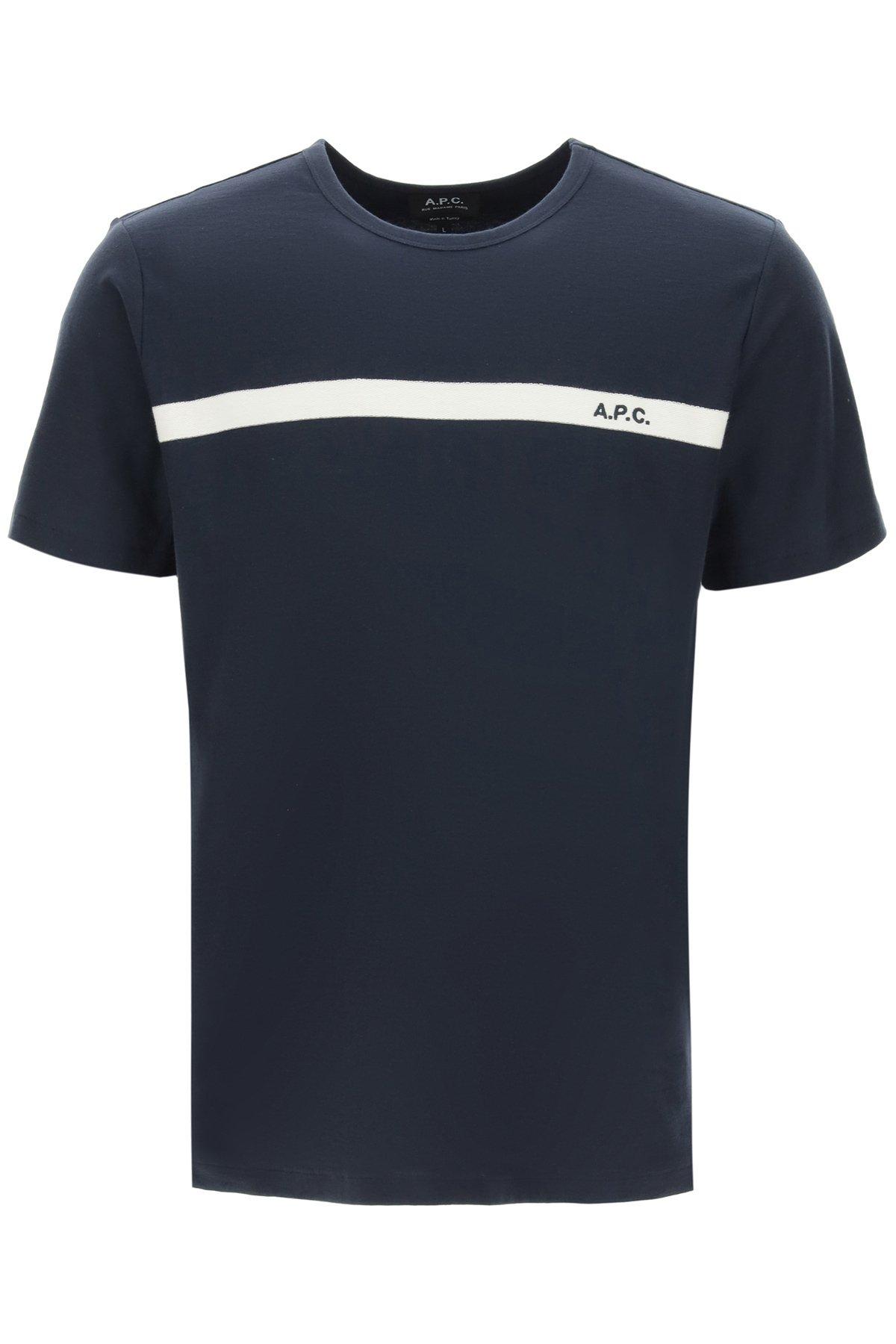 A.p.c. t-shirt yukata