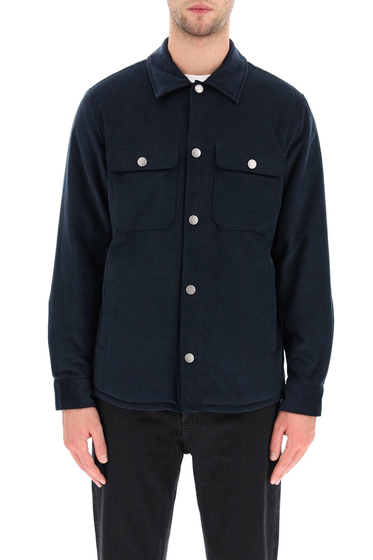 A.p.c. jacket blouson alex