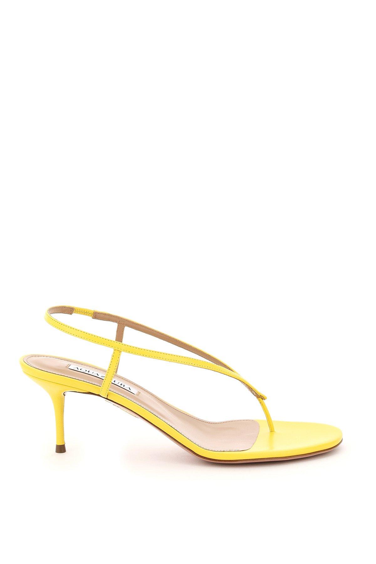Aquazzura sandali infradito divina