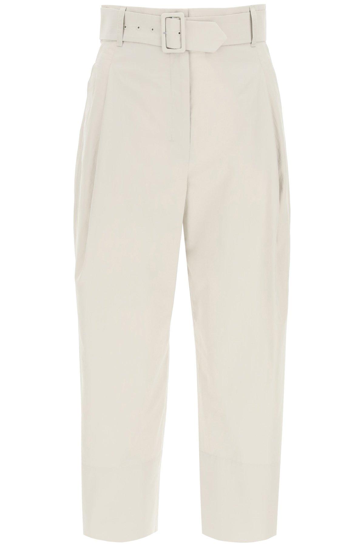 's max mara pantalone esperia in cotone