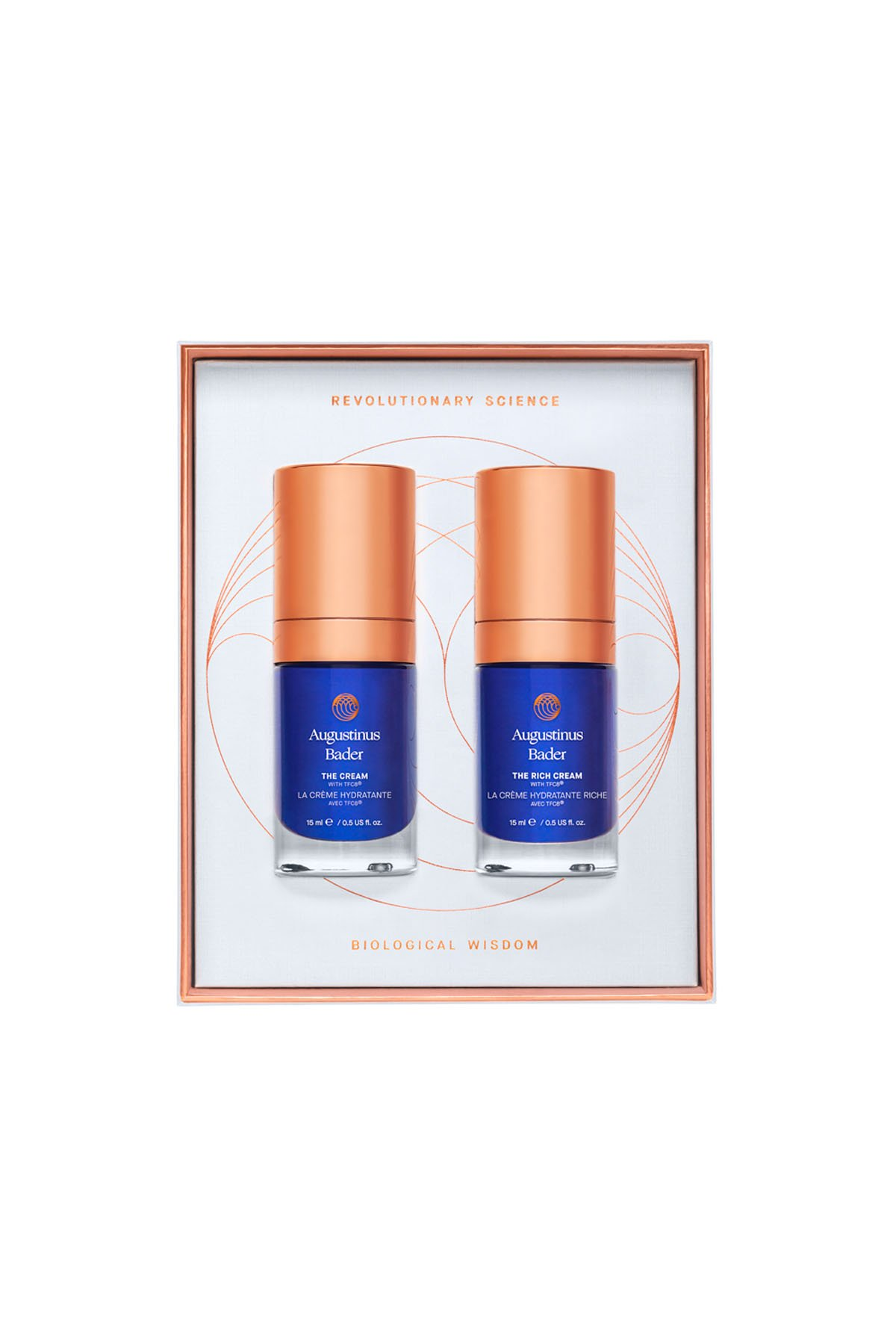 Augustinus bader discovery duo 15ml