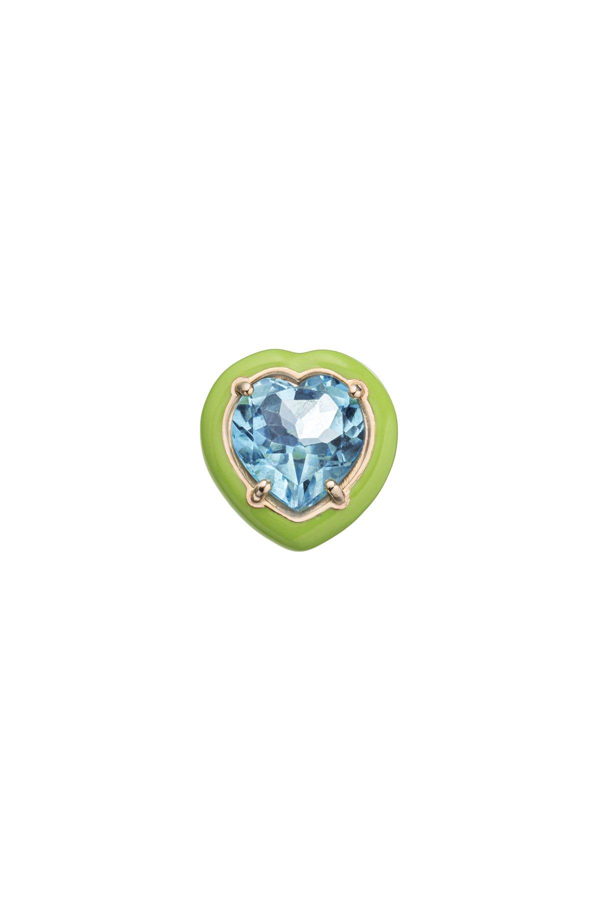 Bea bongiasca orecchino candy heart