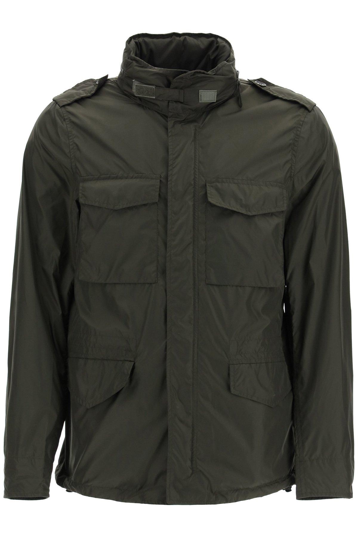 Aspesi jacket mini field in taffetà