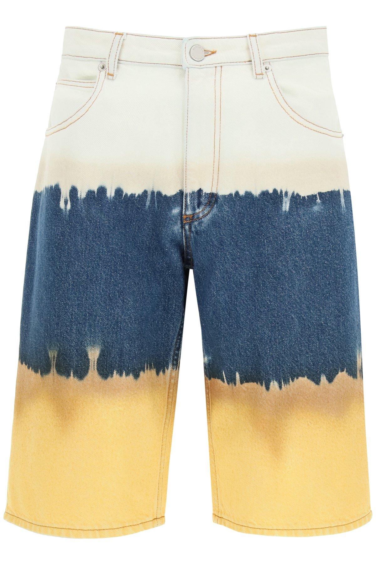 Alberta ferretti bermuda tie-dye i love summer