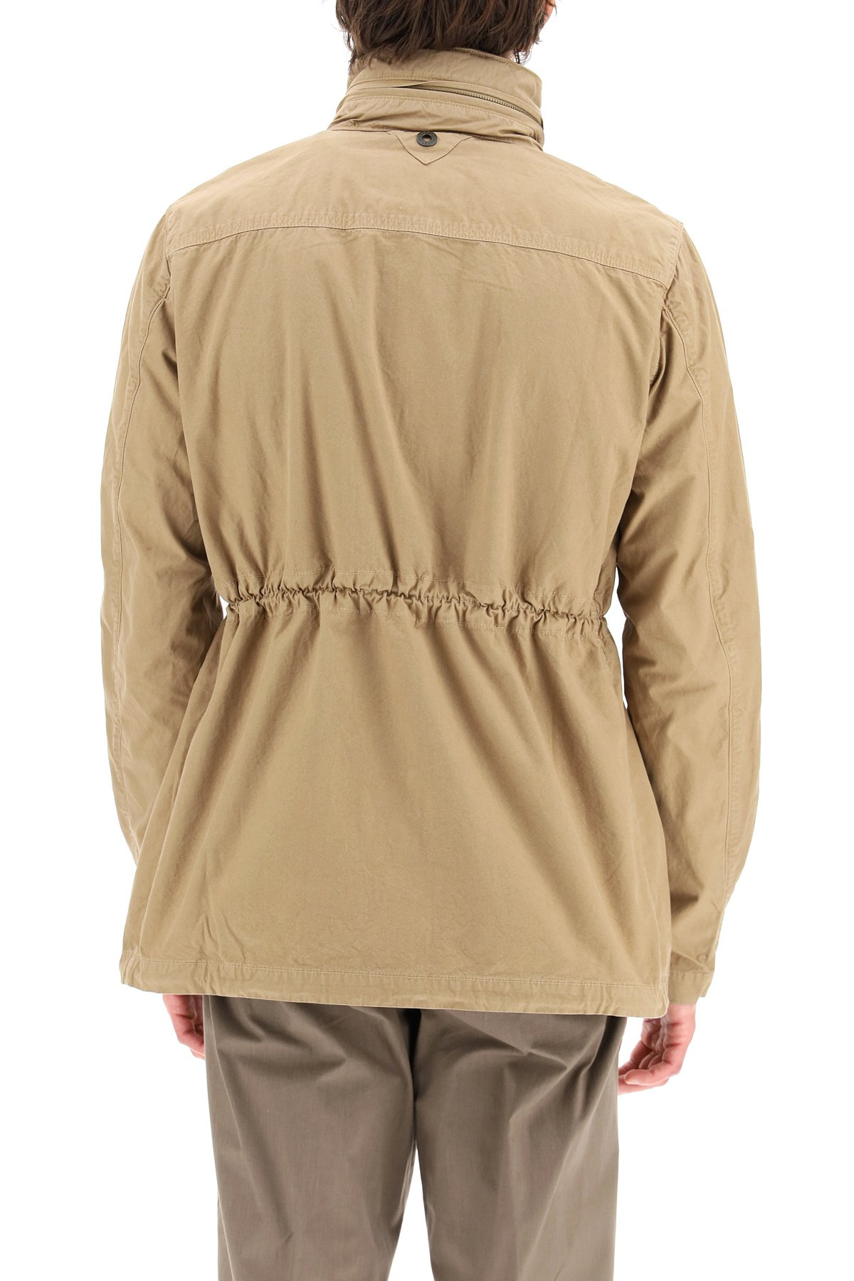Barbour giacca crole in misto cotone