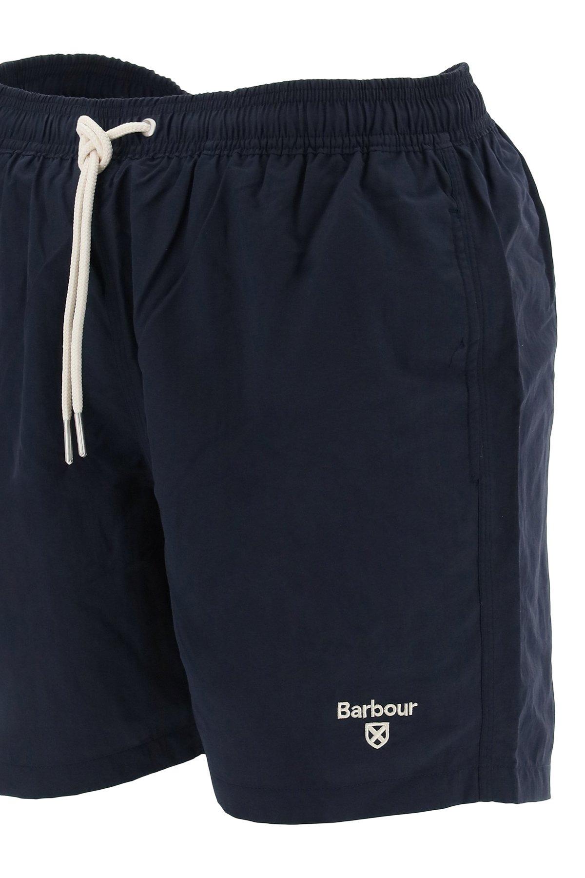 Barbour bermuda mare essential