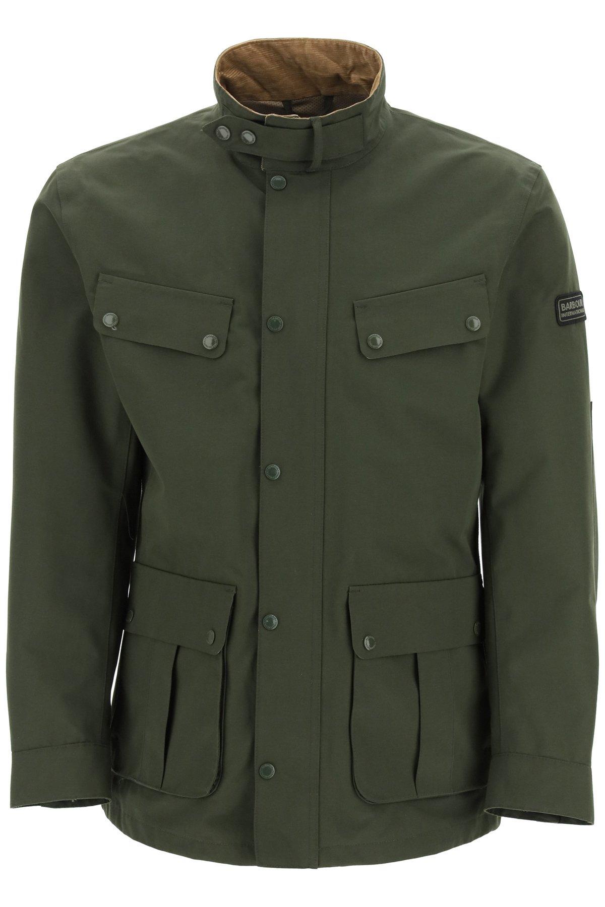 Barbour international giacca duke in waterproof
