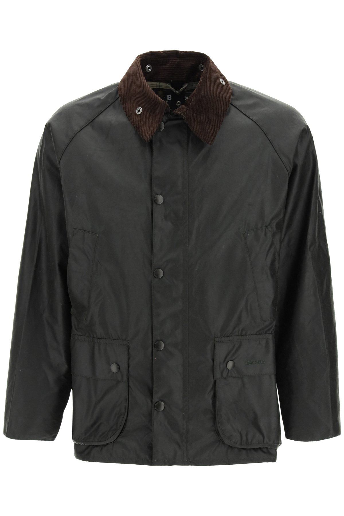 Barbour giacca wax bedale in cotone cerato