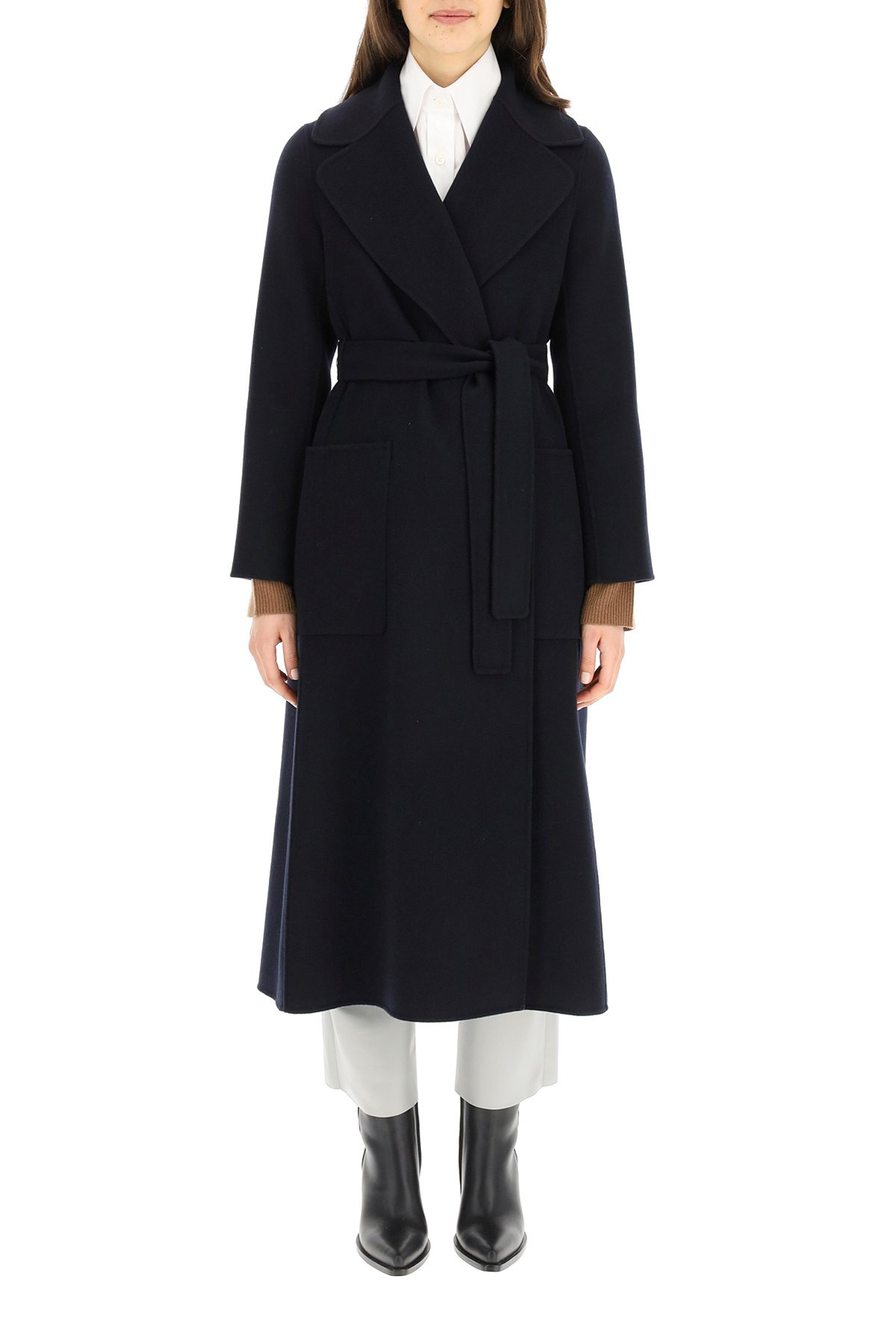 's max mara cappotto paolore in lana