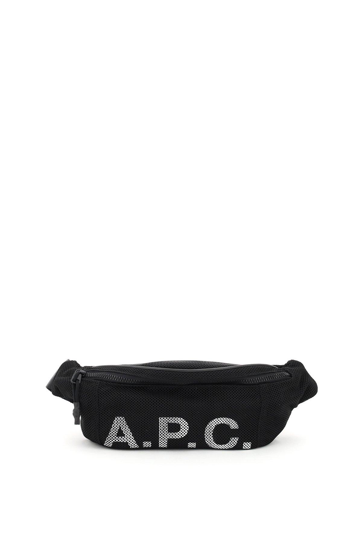 A.p.c. marsupio rebound logo