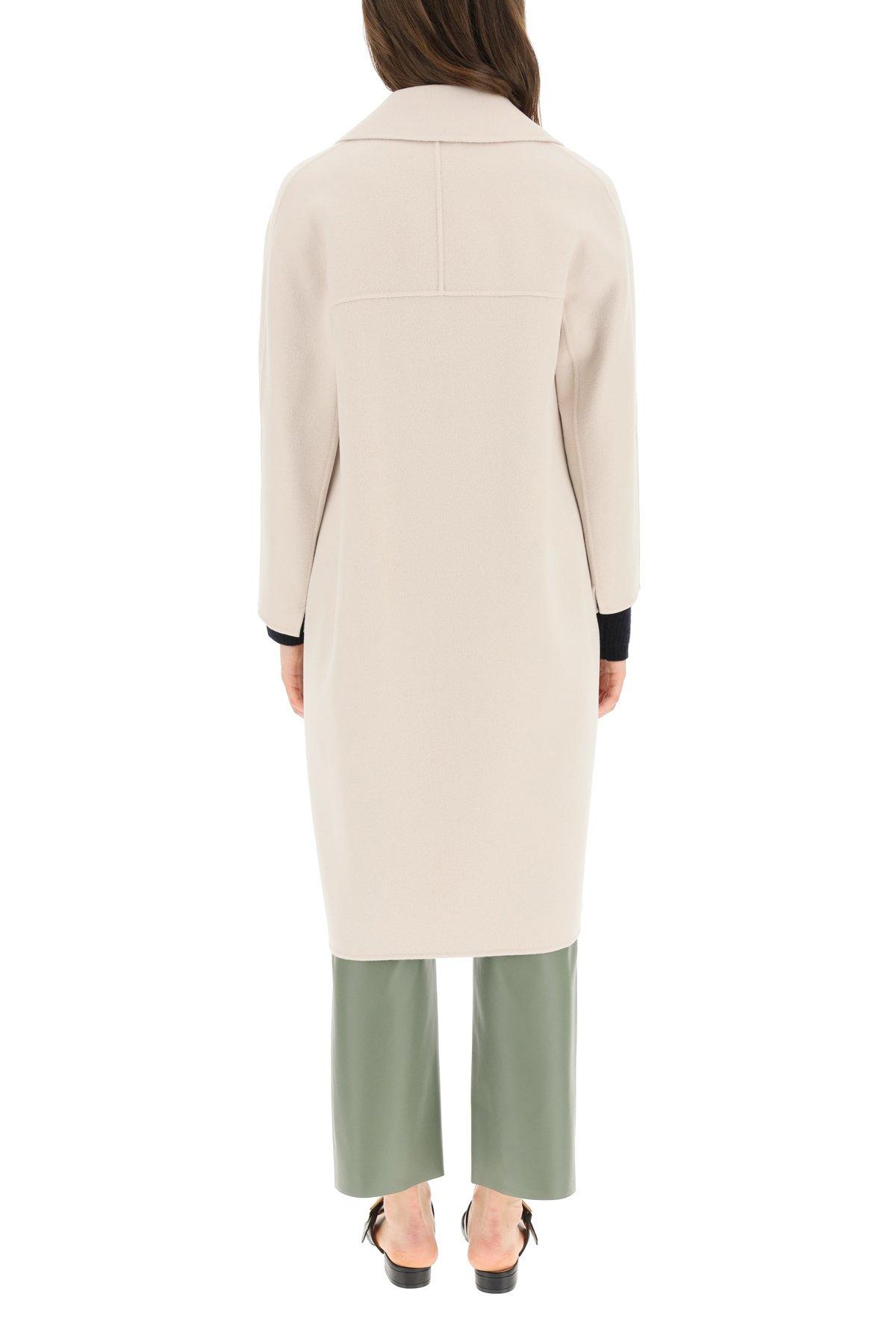 's max mara cappotto reame in lana vergine