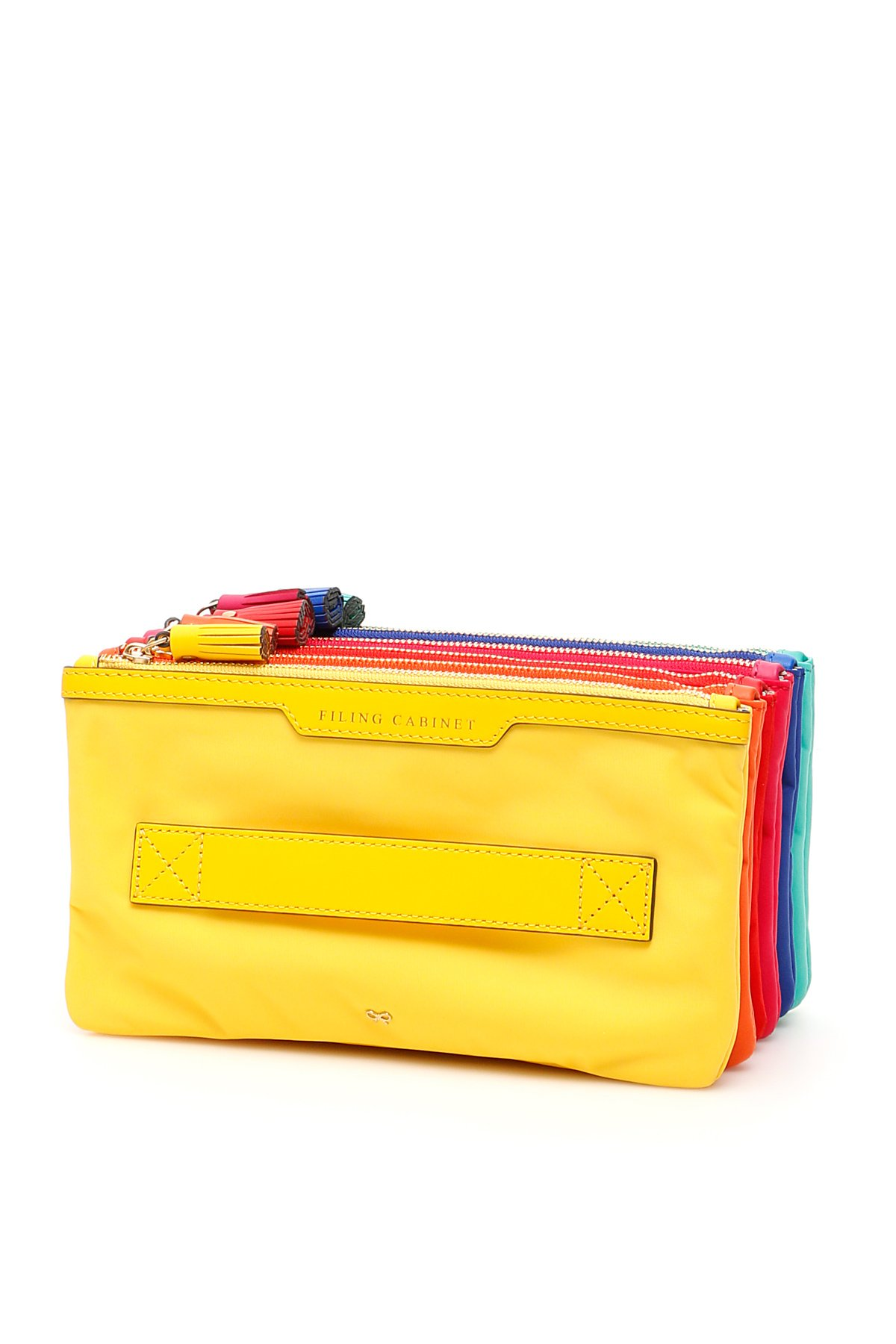Anya hindmarch pouch filing cabinet multi pocket