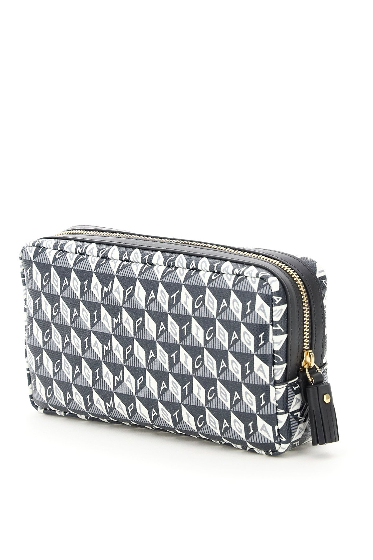 Anya hindmarch pouch i am a plastic bag important things