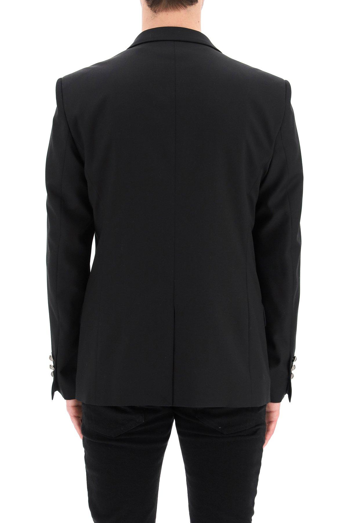 Balmain blazer aperto