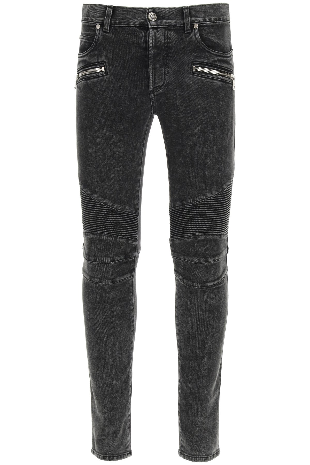 Balmain jeans biker slim