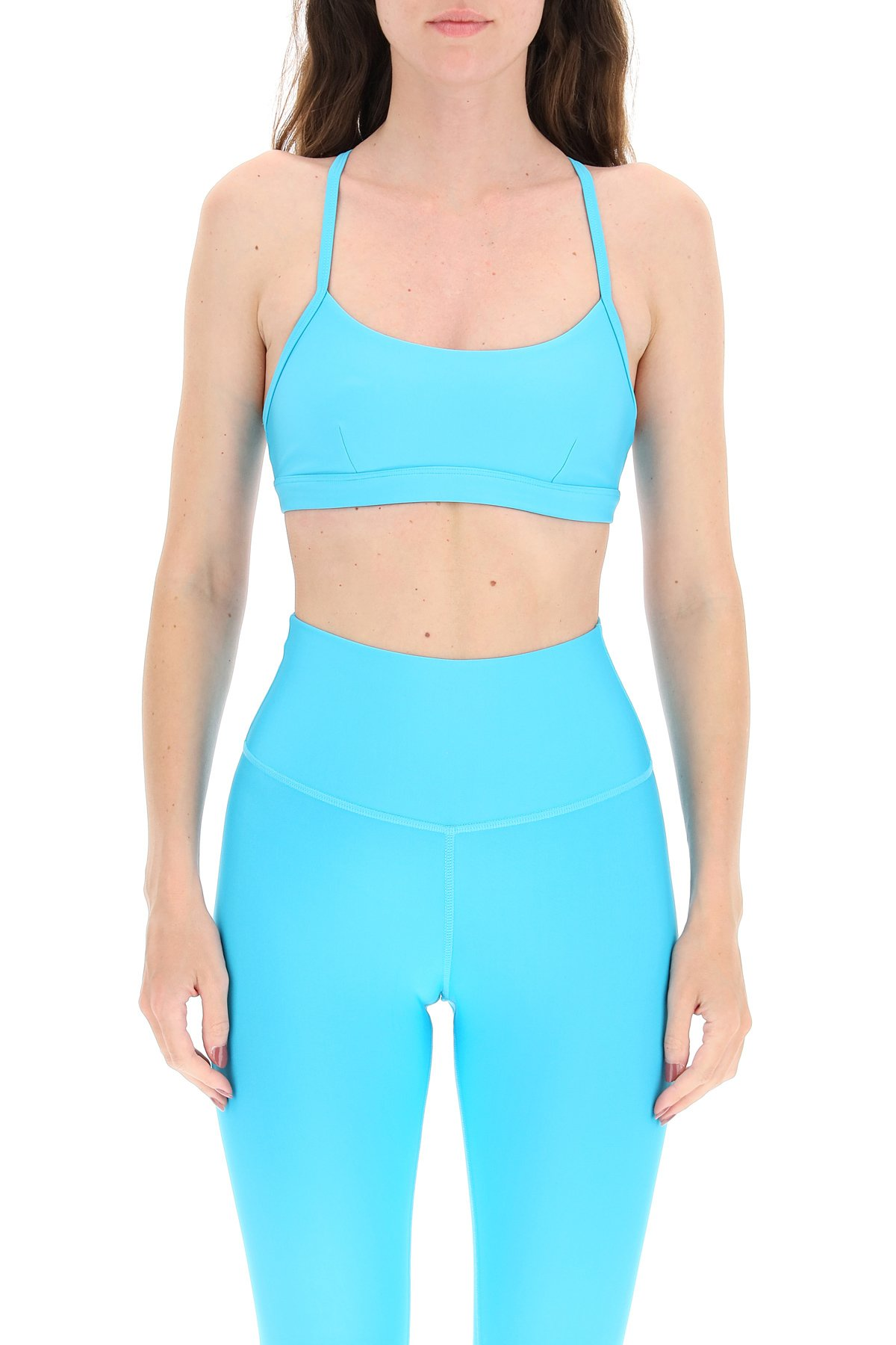 Alo yoga top sportivo airlift intrigue