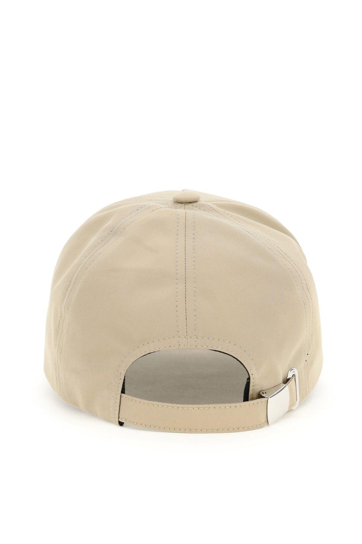 Balmain cappello da baseball con logo