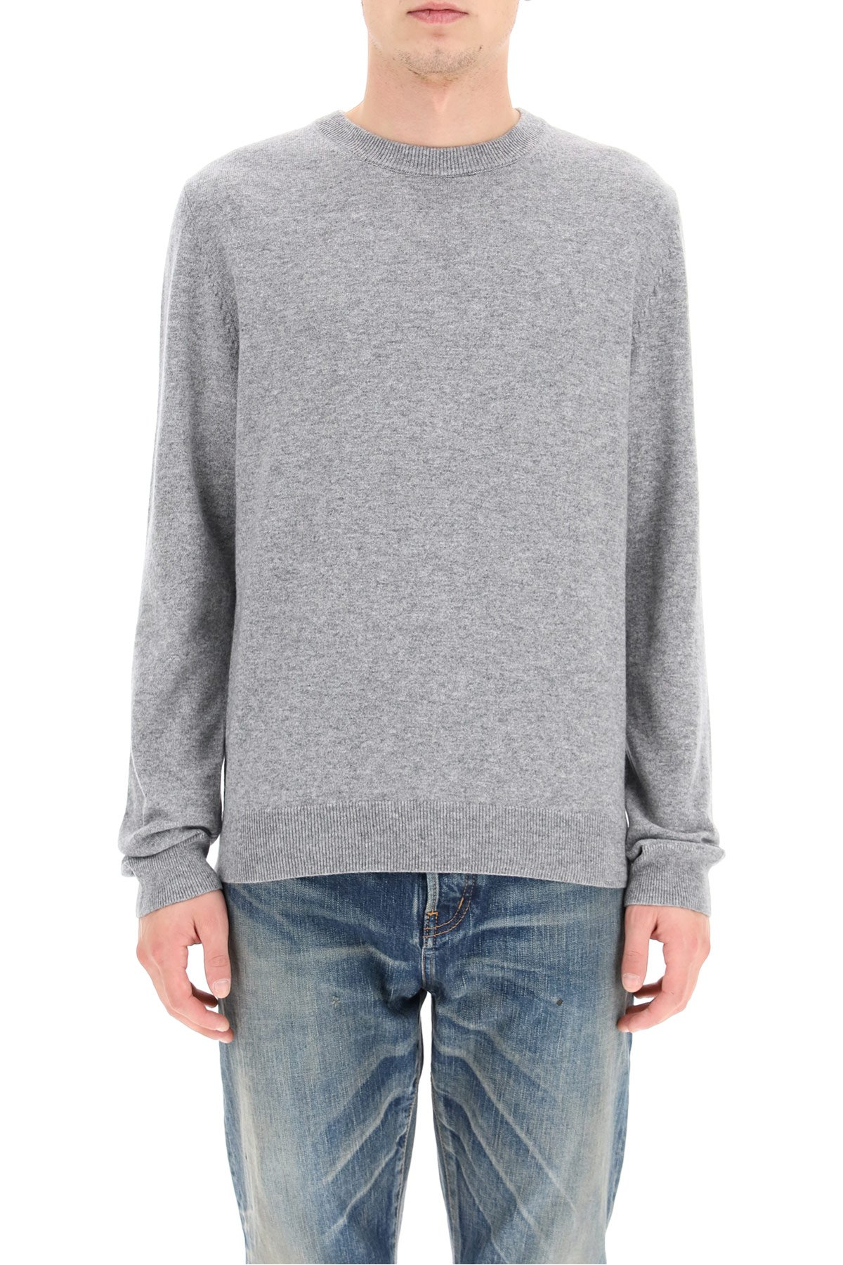 A.p.c. pullover in cachemire