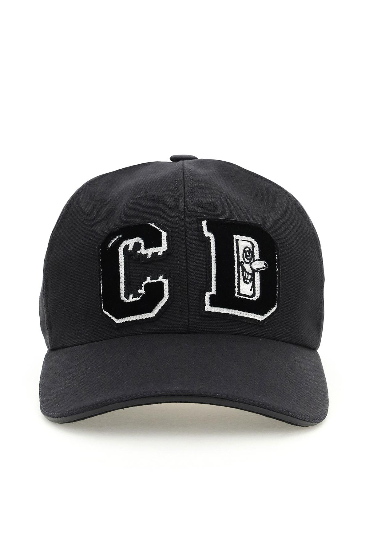Dior cappello da baseball con logo