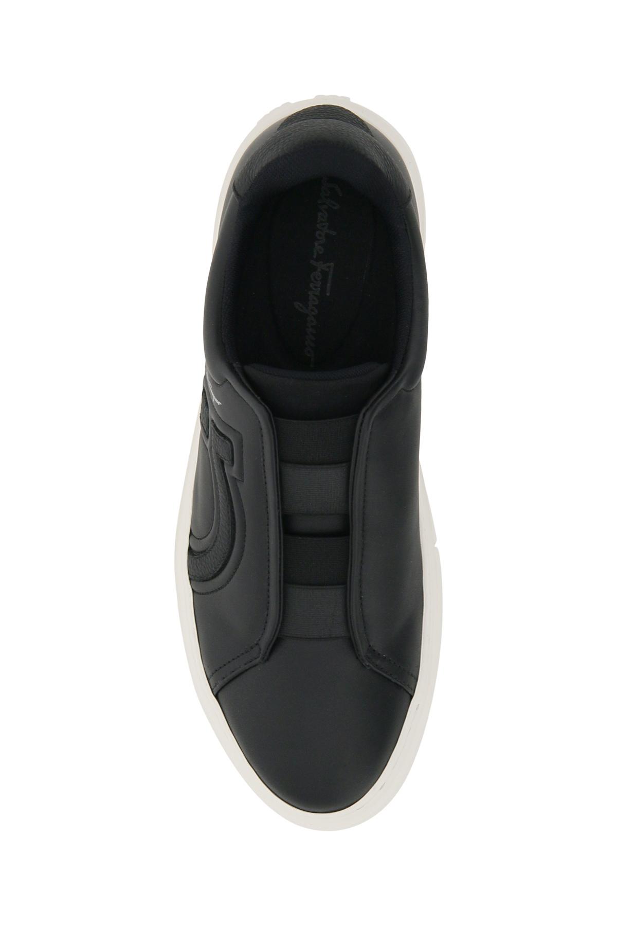 Salvatore ferragamo sneakers slip-on tasko