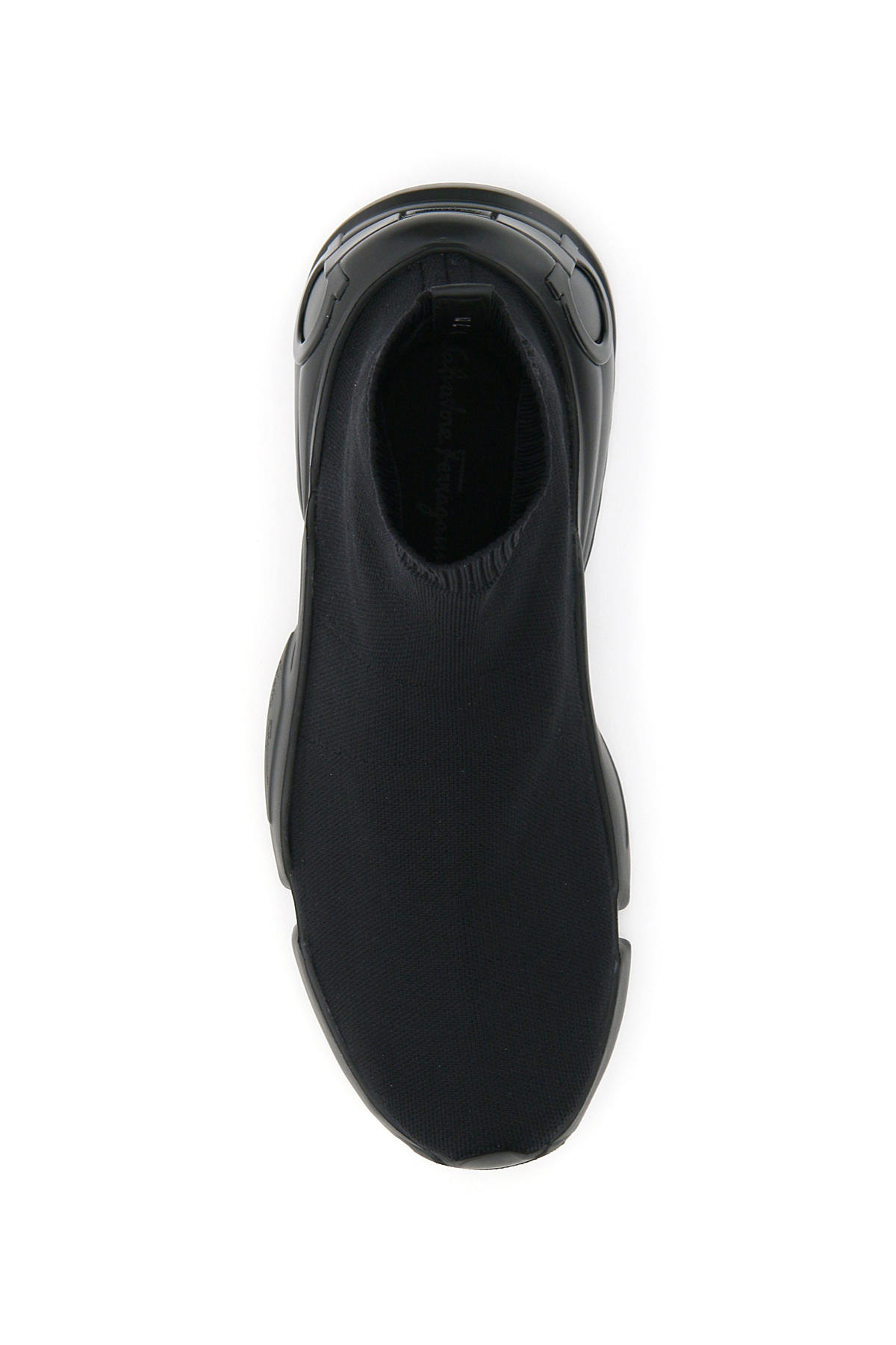 Salvatore ferragamo sneakers socks raquel 2