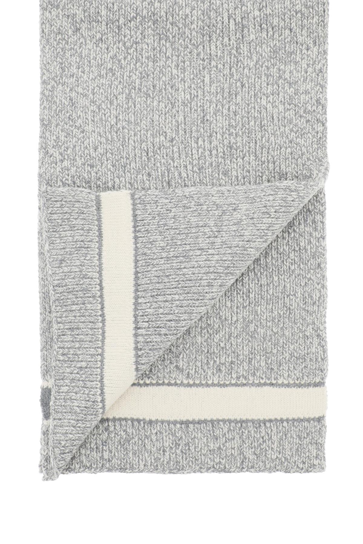 Dior sciarpa d-white