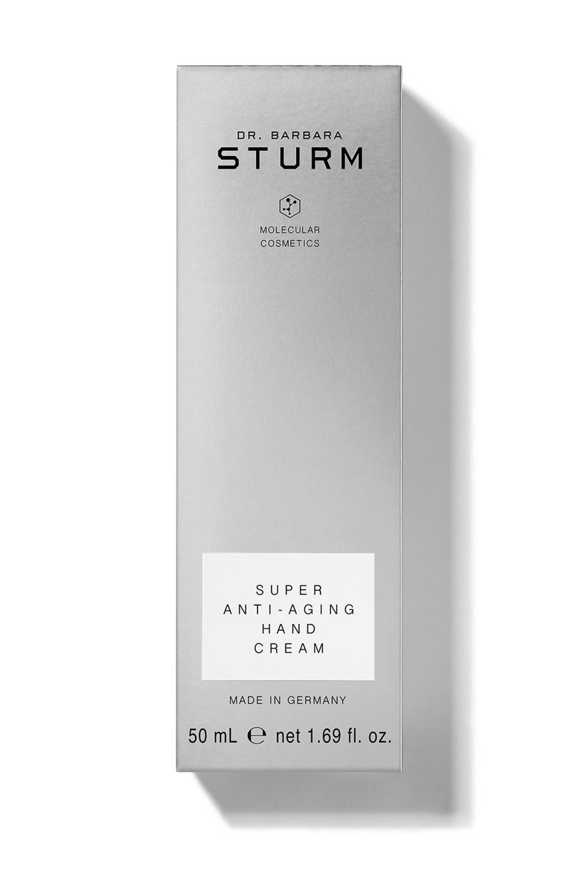 Dr barbara sturm beauty super anti aging hand cream 50 ml