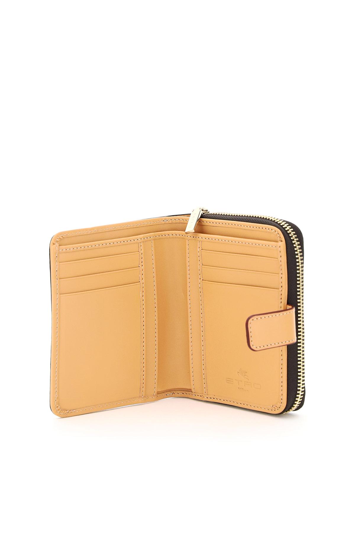 Etro portafoglio paisley