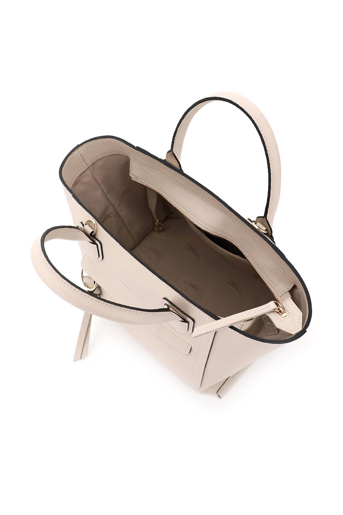Longchamp borsa shopper mailbox medium