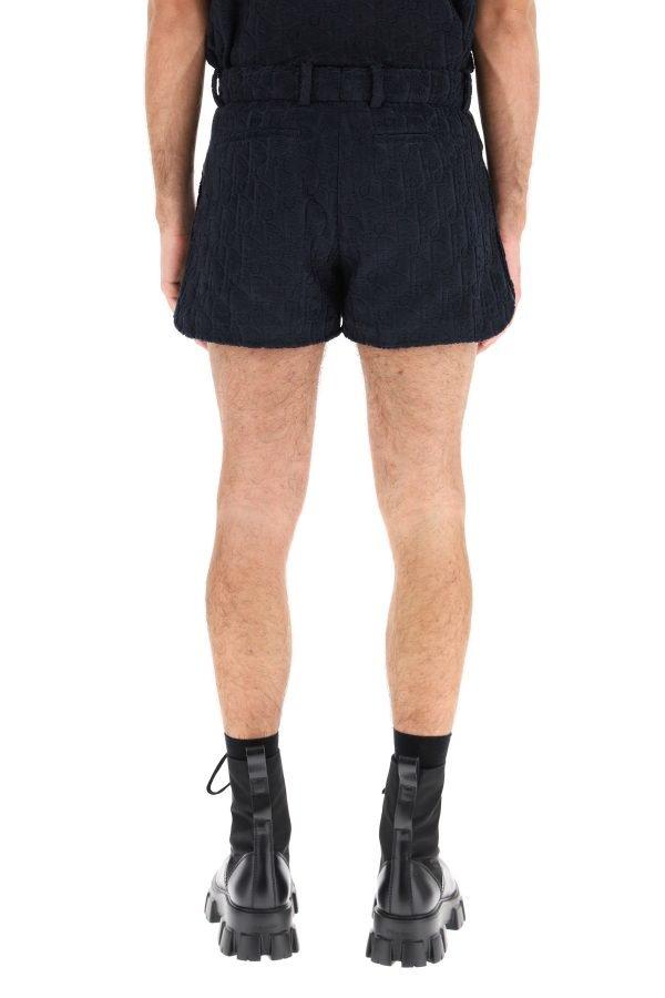 Dior shorts dior oblique