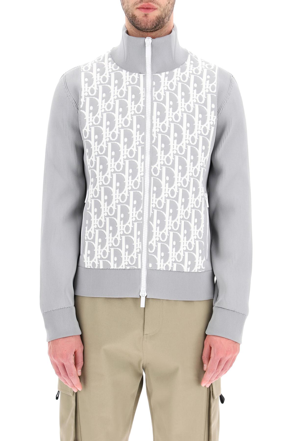 Dior giacca sportiva dior oblique