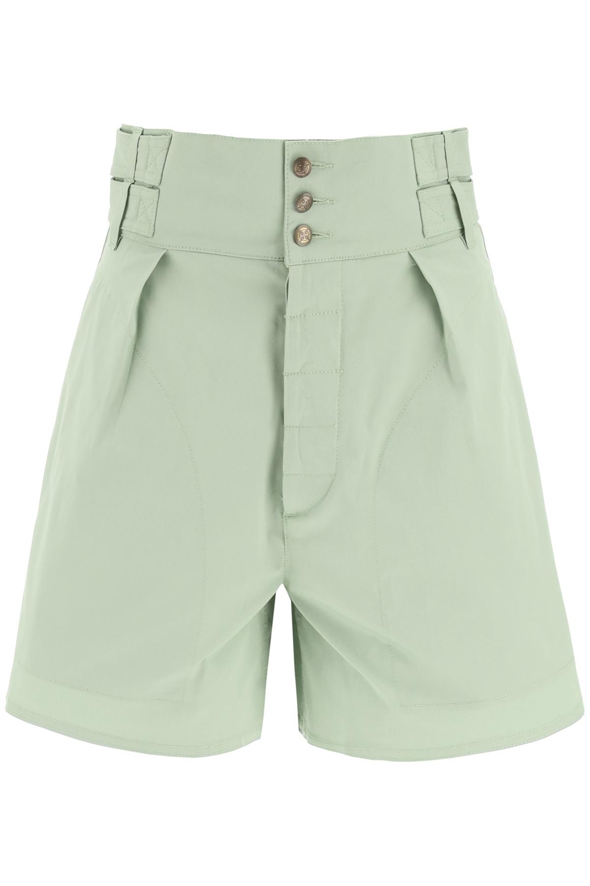 Etro shorts in cotone