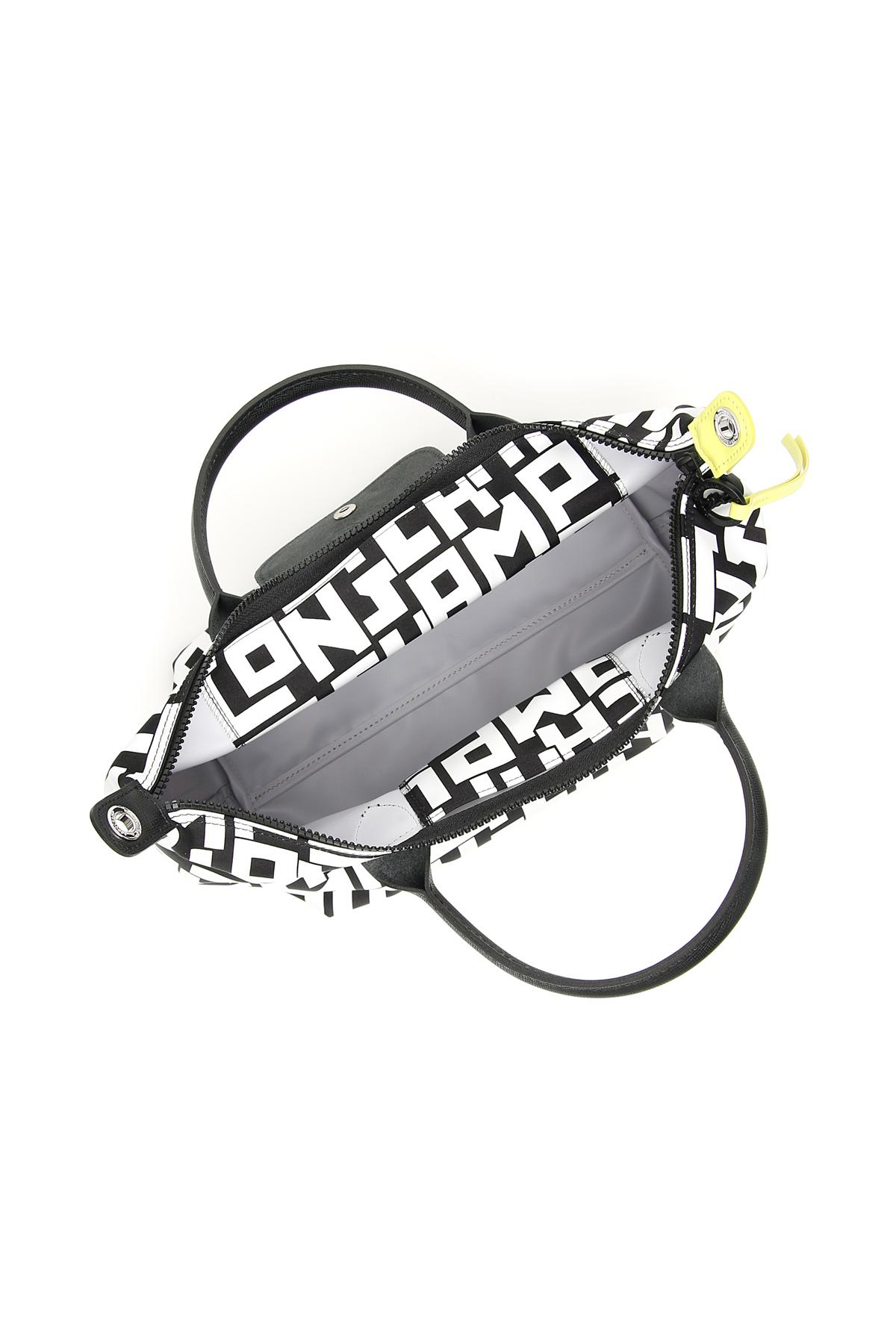 Longchamp borsa a mano le pliage lgp logo