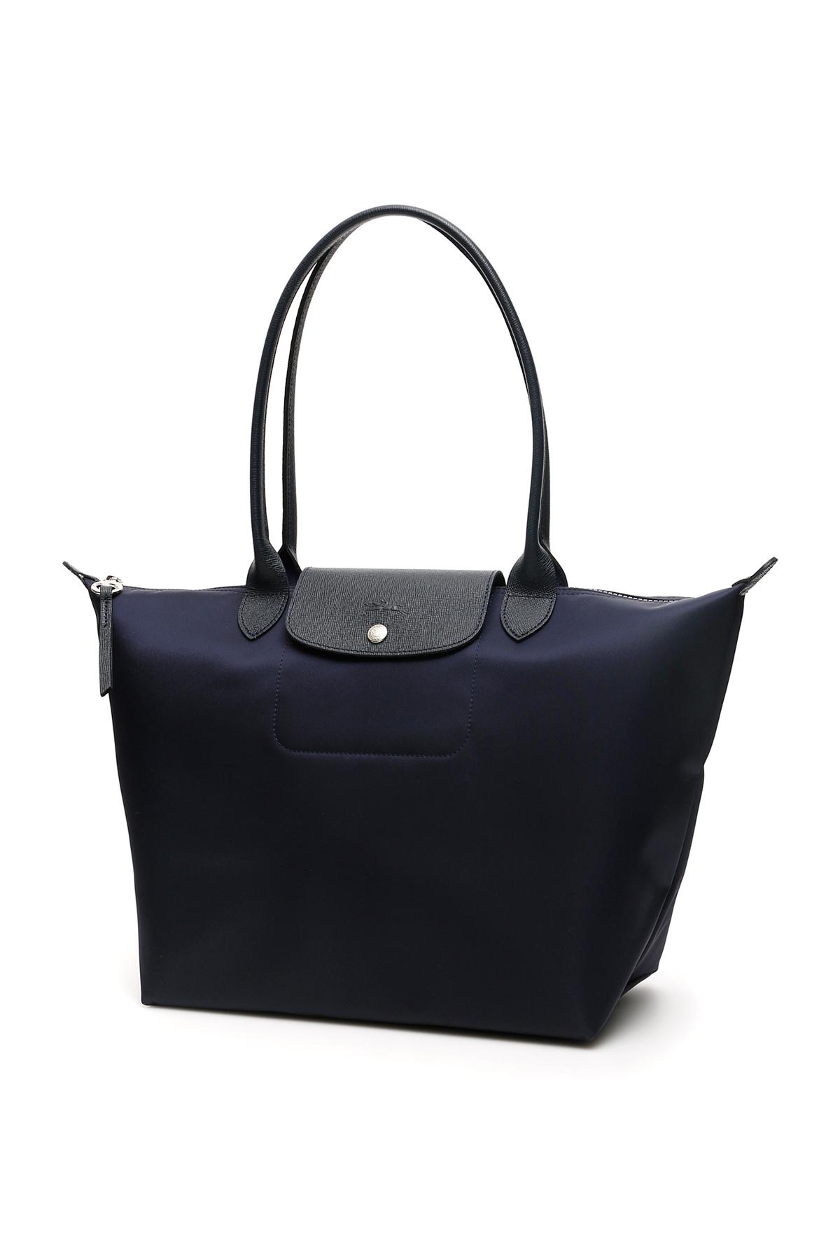 Longchamp shopping le pliage néo large