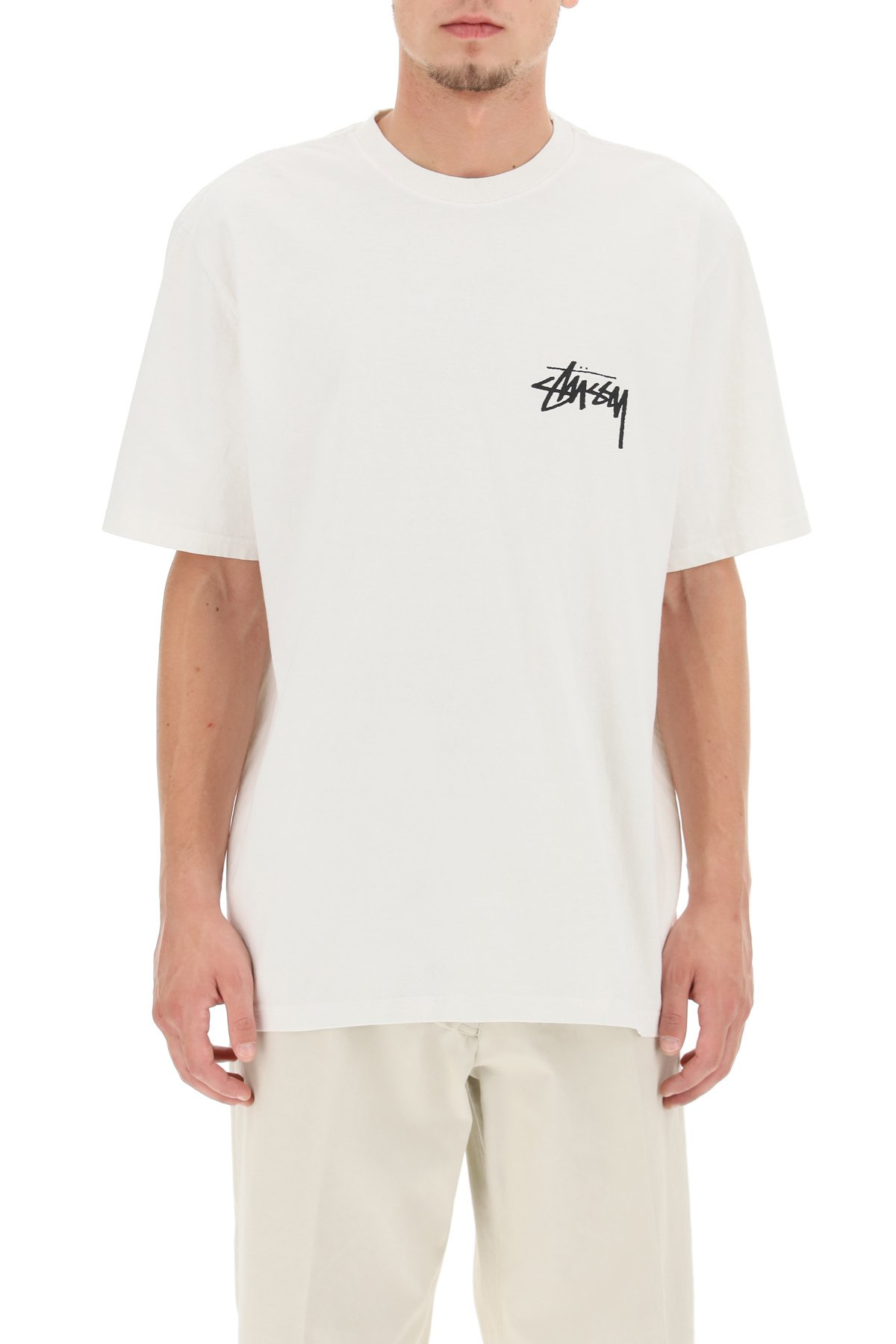 Stussy t-shirt con stampa painter
