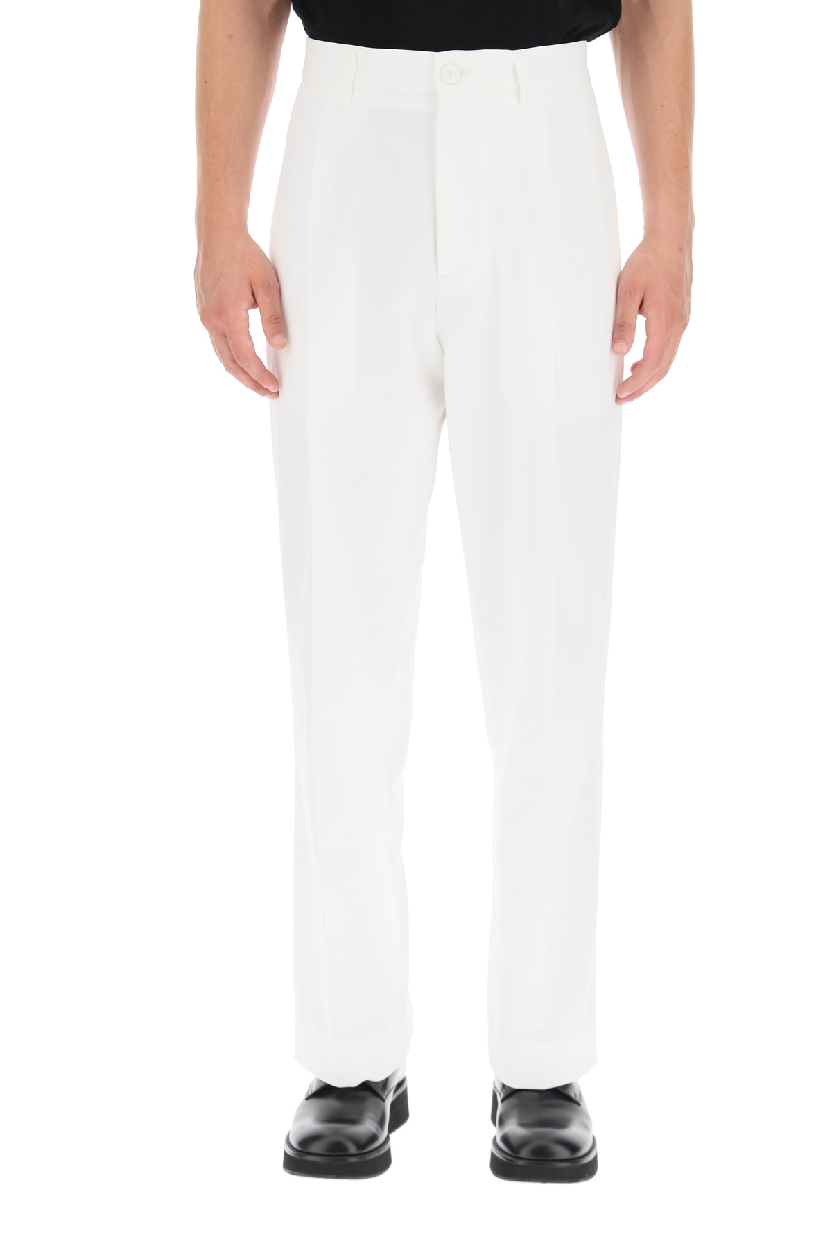Dior pantaloni chino cropped